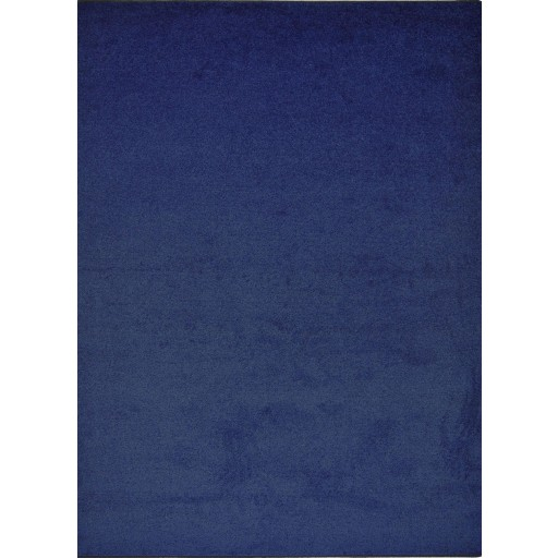 Henley Blue 5x8 Solid Rug